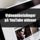 videoanbefalinger youtube videoer